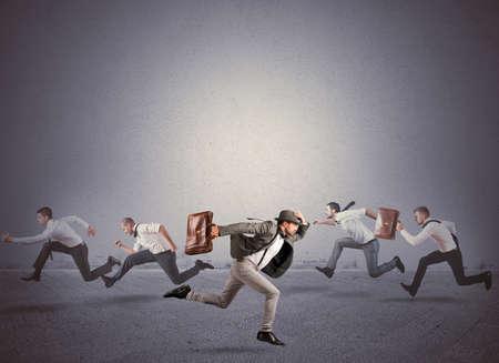 lideres: Concepto de cambio de direcci�n y ser diferente