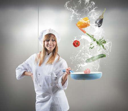 estufa: Sabrosa receta de un chef joven