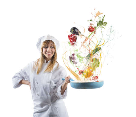 tasty: Tasty recipe of a young girl chef