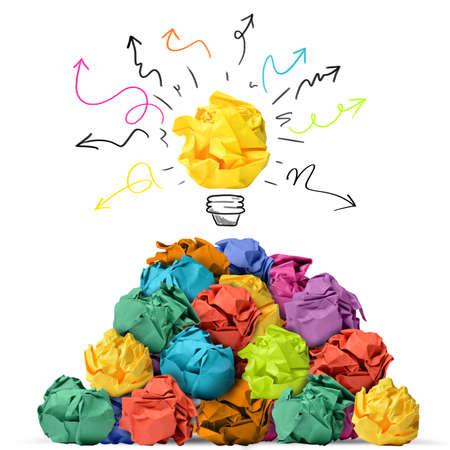 innovacion: Muchos conceptos pueden dar una gran idea