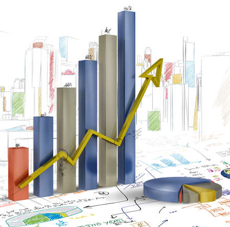 statistical: Presentation of project with statistics and graphs