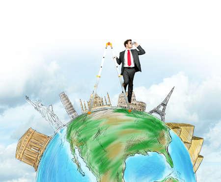 turismo ecologico: Empresario encuentra nuevos destinos en el mundo
