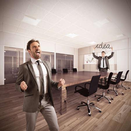 intelligent partnership: Employed with an idea
