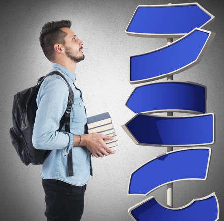 Student nerozhodný, na které studijní obor provedena Reklamní fotografie