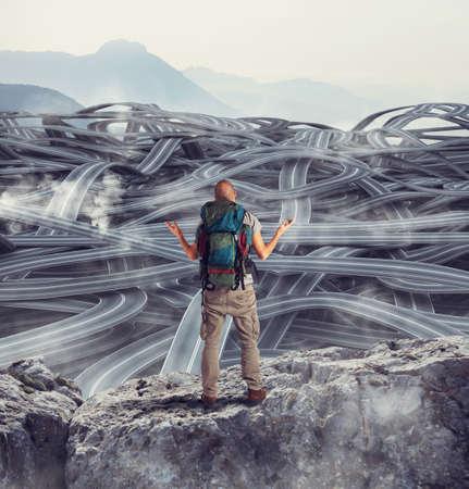explorer: Explorer has many roads to be taken