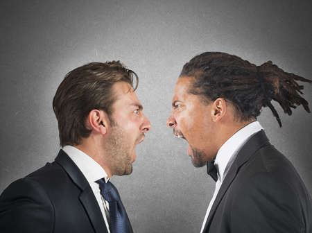 bad leadership: Angry employees will scream against for leadership