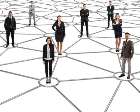 Gelecekteki sosyal ağlar tüm bağlı olan