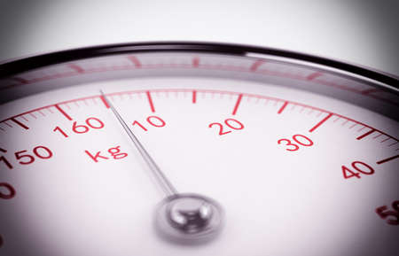 excess: Balance with numbers that measure the weight
