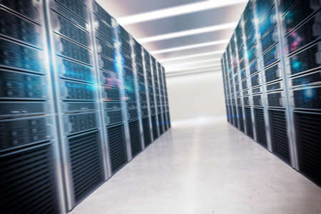 Structuur van de virtuele ruimte die gegevens verzamelt