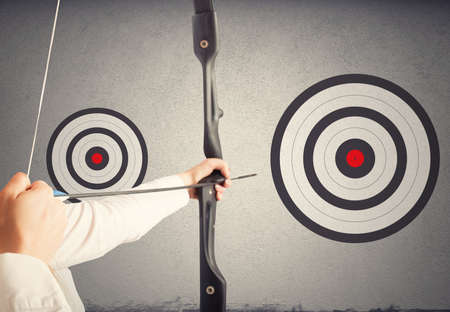 expertise: Strike the biggest target. Achieve more important goals in work concept