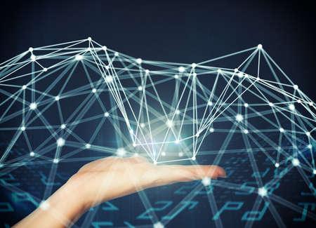 조직: 네트워크의 상호 연결 시스템