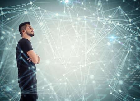 네트워크의 상호 연결 시스템