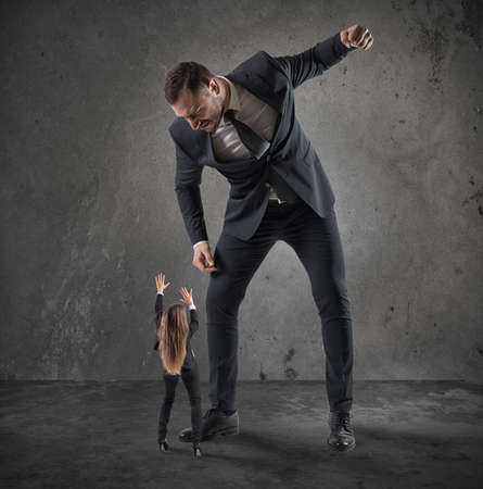 problem: Humiliation and violence at work
