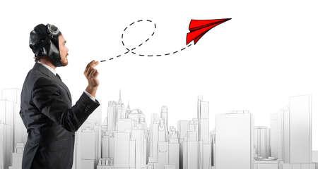 Startup werken enterprise