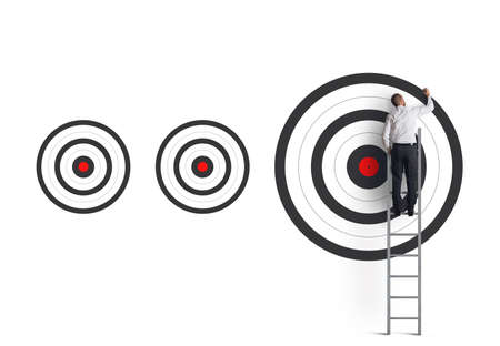 business: Hitting bigger business target
