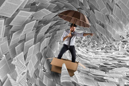 bureaucracy: Navigate the storm of bureaucracy
