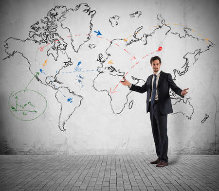 Corporations: Global business and marketing strategy
