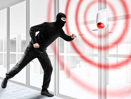 home: Alarm for stealing a thief