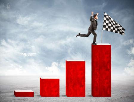 Podnikatel dosahuje slávy na statistické úrovni