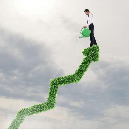 ganancias: Creciendo la empresa de la economía