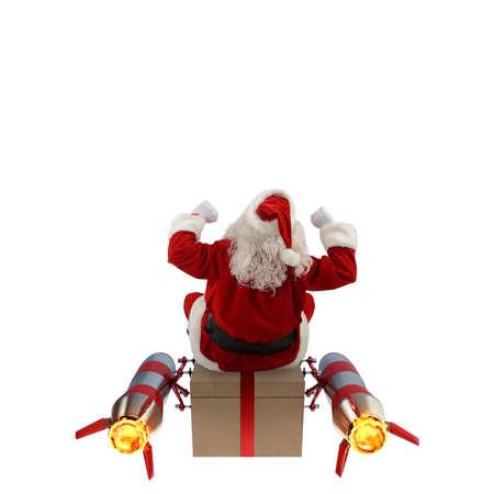 Schnelle Lieferung von Weihnachtsgeschenken