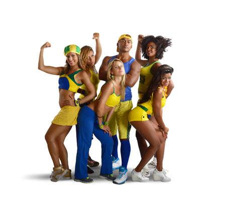 Gymnasium team