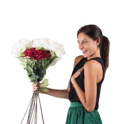 Flowers unexpected Stock Photo