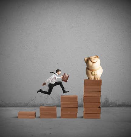 Run for earn more money