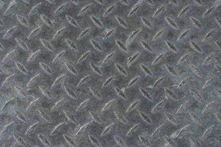 treadplate: Weathered treadplate background