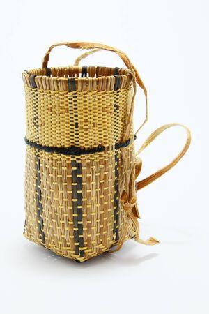 borneo: Borneo traditional basket