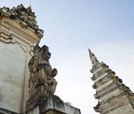 Bali s architecture  Monument of Bali s Holy God