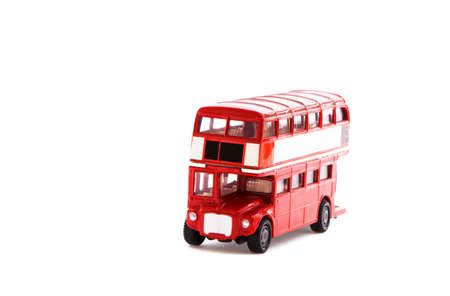 english bus: model of old english bus