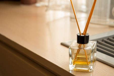 aroma: Aroma diffuser Stock Photo