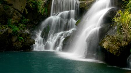 Bottom of the falls