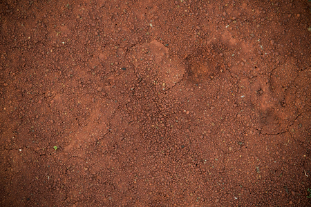 dirt: Red Dirt Stock Photo