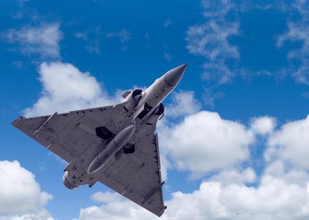 Jet Fighter Stockfoto
