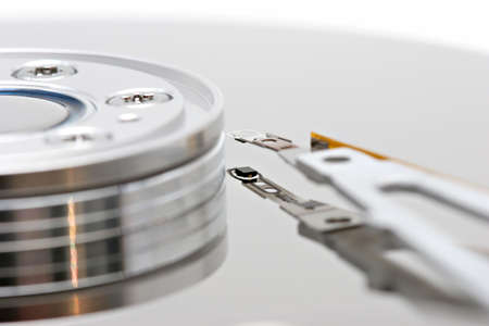 hard drive macro Stock Photo - 216477