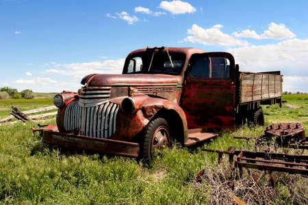 chevrolet: vintage farm truck