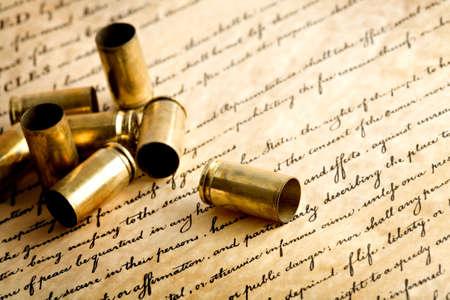 constitucion: cubiertas en la cuenta de las derechas - cubiertas gastadas, macro de la bala con el dof limitado