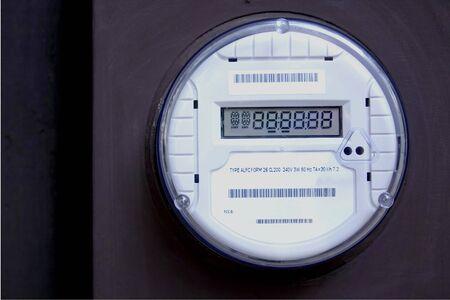 metro medir: Am�rica Smart Meter Se muestran todos los Ochos