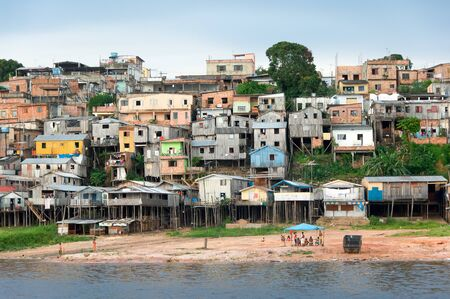 Brazil, Amazonas: Manaus is the capital city of the state of Amazonas in the North Region of Brazil. It is situated near the confluence of the Negro and Solim? S rivers.
