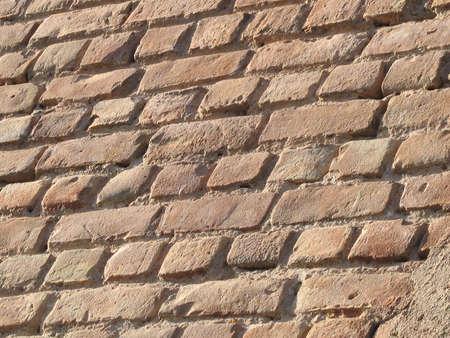 brickwork: a brickwork Stock Photo