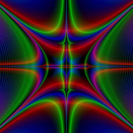megapixel: an abstract wallpaper