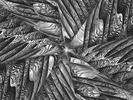 halftones: abstract wallpaper