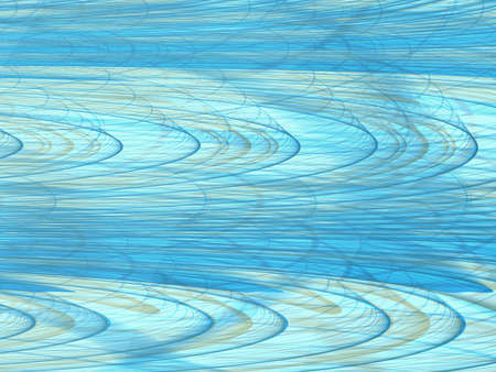 interference: abstract design Stock Photo