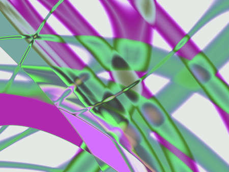 randomized: abstract design Stock Photo