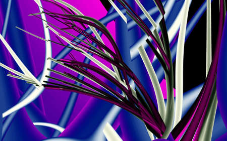 combined: abstract design Stock Photo