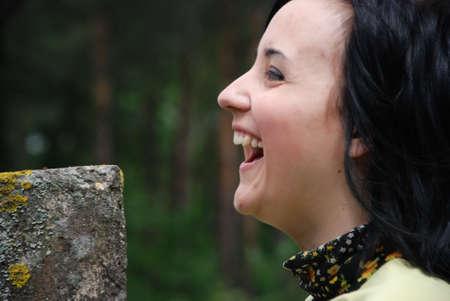 portrait of teenage girl Stock Photo - 5217223