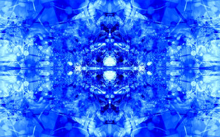 blue abstract background Stock Photo - 5712942
