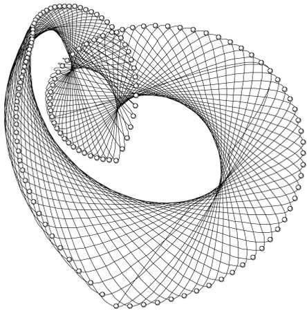 computation: abstract shape